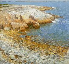 Isle of Shoals C Hassam