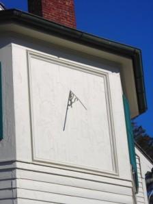 Belmont Sundial 2