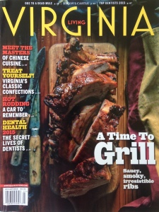 Virginia Living cover