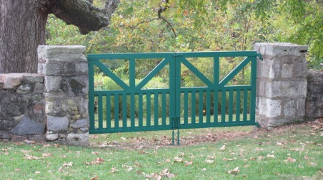 pasture-gates