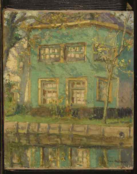 Little Green House, The Melchers