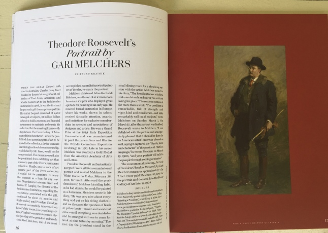 Roosevelt Article